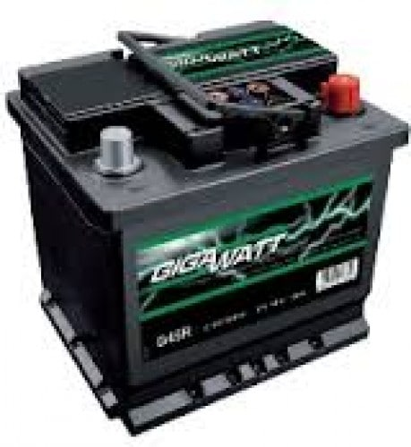 Автомобильный аккумулятор GIGAWATT (Гигаватт) 60 Ah 560408 G62R