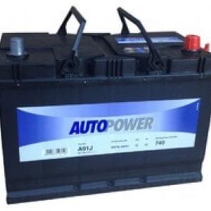 Автомобильный аккумулятор AUTOPOWER (Автопауэр) 91Ah 59100