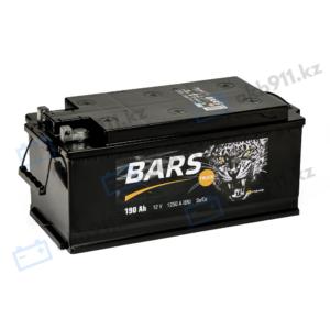 Автомобильный аккумулятор BARS (Барс) 6СТ-190 АПЗ 190Ah