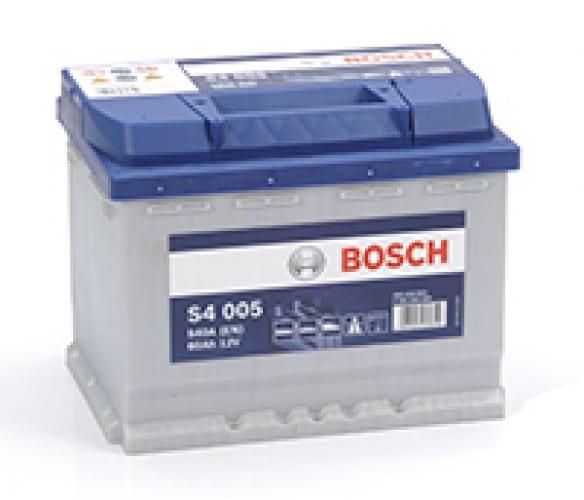 Автомобильный аккумулятор BOSCH (Бош) S4 004 60Ah 560409