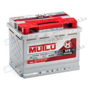Автомобильный аккумулятор MUTLU (Мутлу) 60Ah L2.60.054.A