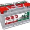 Автомобильный аккумулятор MUTLU (Mутлу) 80 Ah AGM.L4.80.080.A
