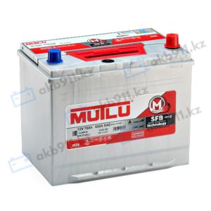 Автомобильный аккумулятор MUTLU (Mутлу) 70Ah D 26.70.063.C