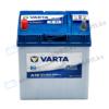 Автомобильный аккумулятор VARTA (Варта) А15 BLUE DYNAMIC 40 Ah BD 540 127 033 в Алматы
