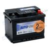 Автомобильный аккумулятор AUTOPOWER (Aвтопауэр) 60Ah 56008