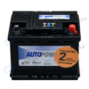 Автомобильный аккумулятор AUTOPOWER (Aвтопауэр) 60Ah 56008 в Алматы