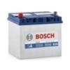 Автомобильный аккумулятор BOSCH (Бош) S4 025 60Ah 560411