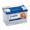 Автомобильный аккумулятор VARTA (Варта) Е11 BLUE DYNAMIC 74 Ah 574 012 068