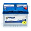 Автомобильный аккумулятор VARTA (Варта) Е23 BLUE DYNAMIC 70Ah 57012-07 в Алматы