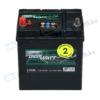 Автомобильный аккумулятор GIGAWATT (Гигаватт) 35Ah 535119 G35L в Алматы