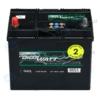 Автомобильный аккумулятор GIGAWATT (Гигаватт) 45 Ah 545157 G45L в Алматы