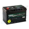 Автомобильный аккумулятор GIGAWATT (Гигаватт) 91 Ah 591401 G91L