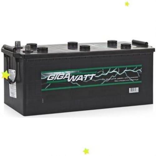 Автомобильный аккумулятор GIGAWATT (Гигаватт) 140 Ah 640036 G140R