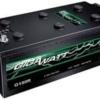 Автомобильный аккумулятор GIGAWATT (Гигаватт) 180 Ah 680032 G180R