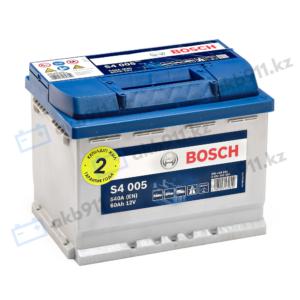 Автомобильный аккумуляторBOSCH (Бош) S4 005 60Ah 560408