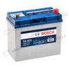 Атомобильный аккумулятор BOSCH (Бош) S4 021 45Ah 545156