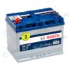 Автомобильный аккумулятор BOSCH (Бош) S4 027 70Ah 570413