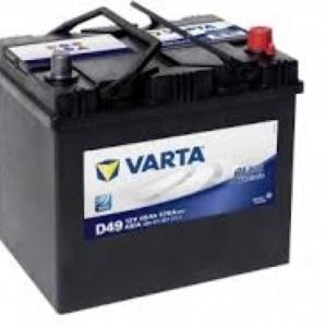 Автомобильный аккумулятор VARTA (Варта) D49 BLUE DYNAMIC 65 Ah 565 411 057