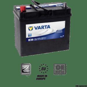 Автомобильный аккумулятор VARTA (Варта) B38 BLUE DYNAMIC 48 Ah 548 176 042
