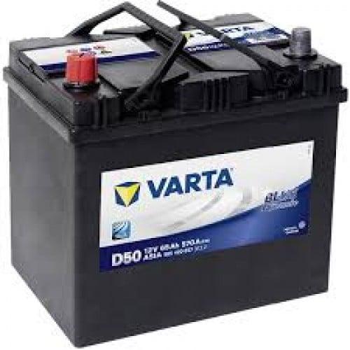 Автомобильный аккумулятор VARTA (Варта) D50 BLUE DYNAMIC 65 Ah 565 420 057
