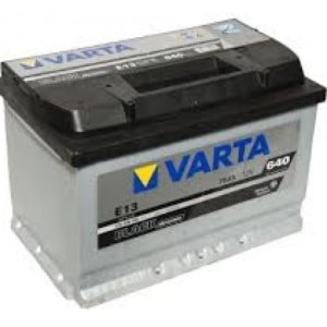 Автомобильный аккумулятор VARTA (Варта) Е13 BLACK DYNAMIC 70 Ah 570 409 064