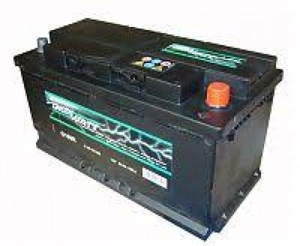Автомобильный аккумулятор GIGAWATT (Гигаватт) 95 Ah 595402 G95R